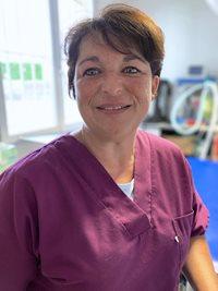 Céline Gaillard - Auxiliaire de santé vétérinaire