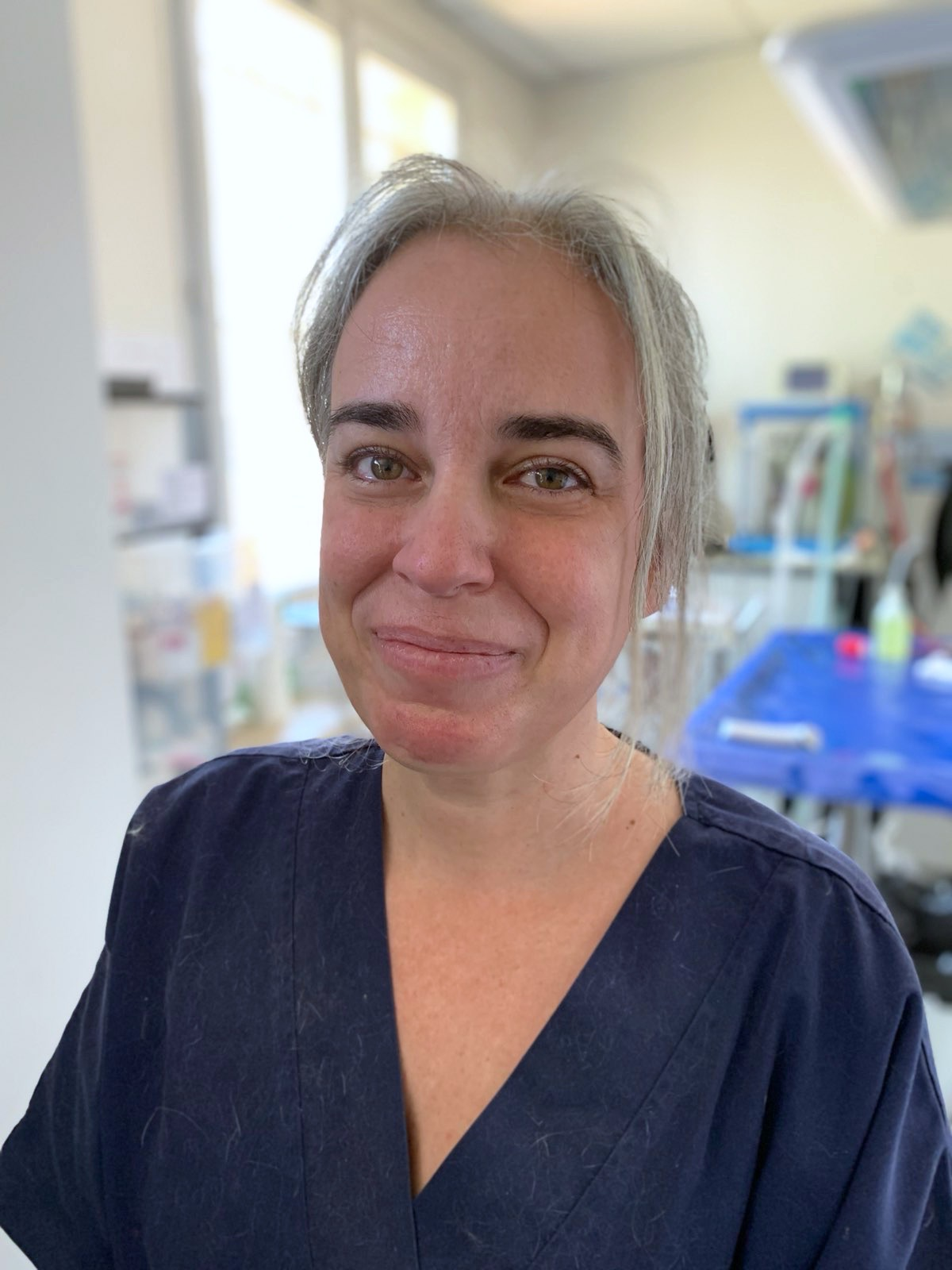 Dr Pilar Albert -