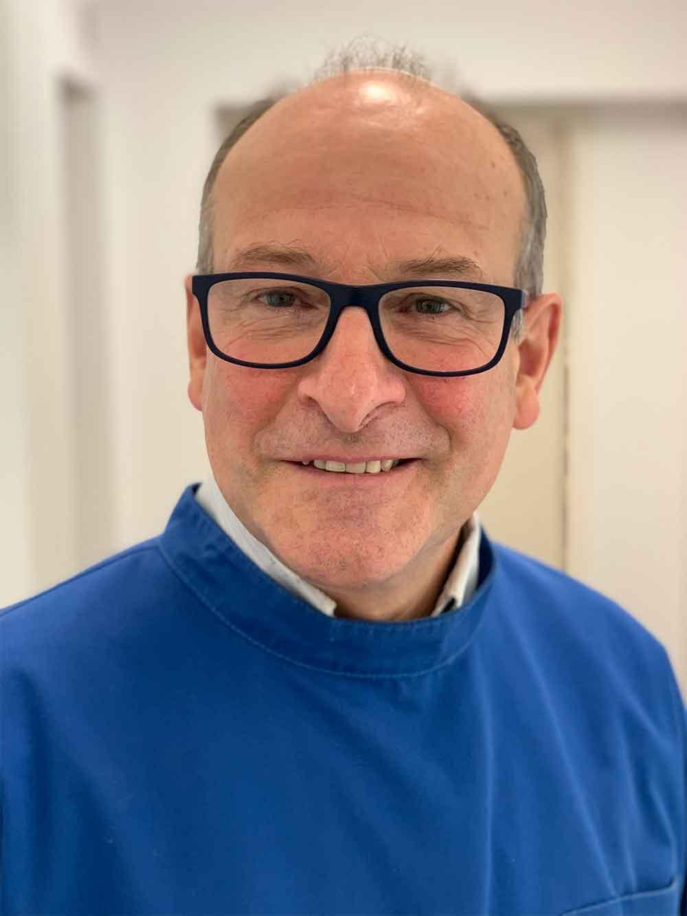 Dr Philippe Brillard -